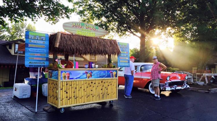 Mobile Tiki Hut Franchise