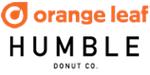 Orange Leaf Frozen Yogurt + Humble Donut Co.
